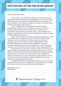 scholarships thank you letter sample motivation letter for scholarship