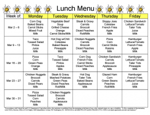 school lunch menu screen shot 2015 02 25 at 9.54.43 am