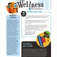 school newsletter templates school wellness newsletter