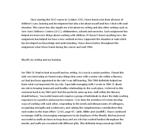 self reflection essay format Sample essay instructions: use the knowledge you have accrued in this unit to write a reflective essay on the following topic: what, in your opinion, is the importance of disequilibrium and.