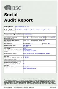 service agreement samples uncategorized formal social audit report format sample with grey background and table form