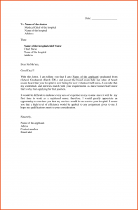 service proposal template job applicant letter