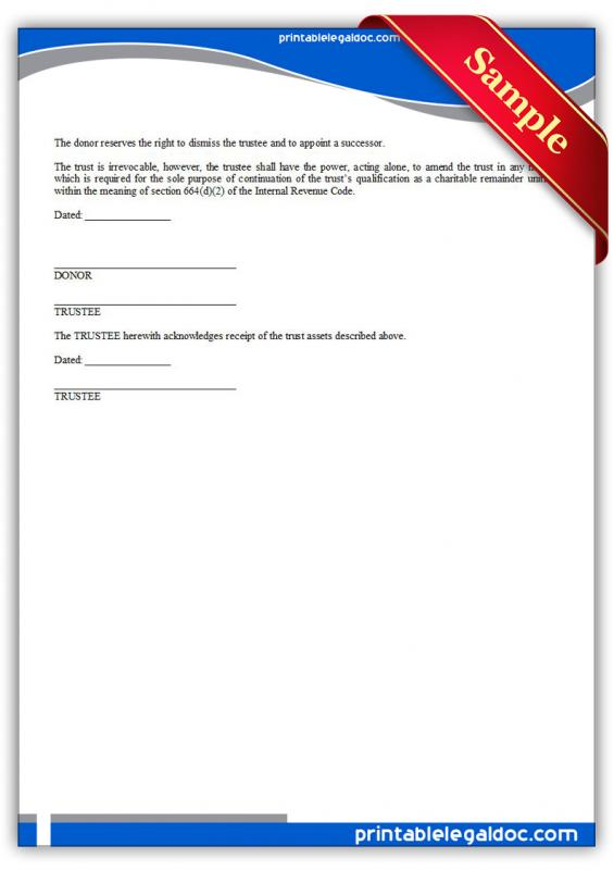 settlement agreement form