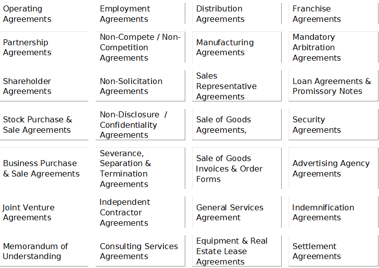 settlement agreement template