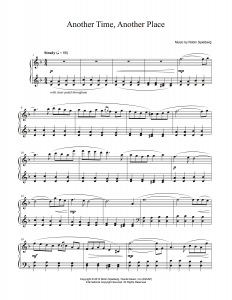 sheet music pdf reg atap pdf another time another place