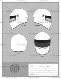 shirts design software srgfx helmet clear visor template