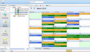 shoot schedule template online calendar