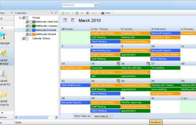 shoot schedule template online calendar