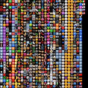 shrug emoji android emoji apple indexed colors