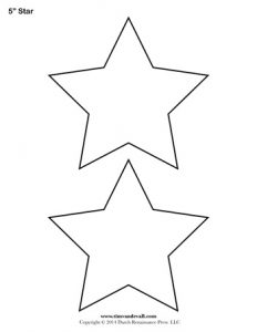 sign in sheet template star stencil