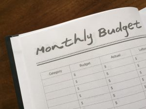 simple budget planner mindful budgeting planner budget