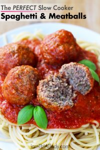 simple budget planner you will never make spaghetti and meatballs any other way again just set it forget it in the slow cooker
