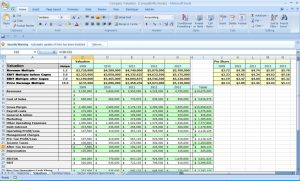 simple budget spreadsheet modele business plan excel x