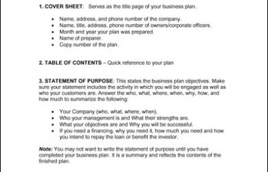 simple business plan simple business plan template ormxsb