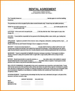 simple one page lease agreement simple one page lease agreement simple one page commercial rental agreement pdf free download