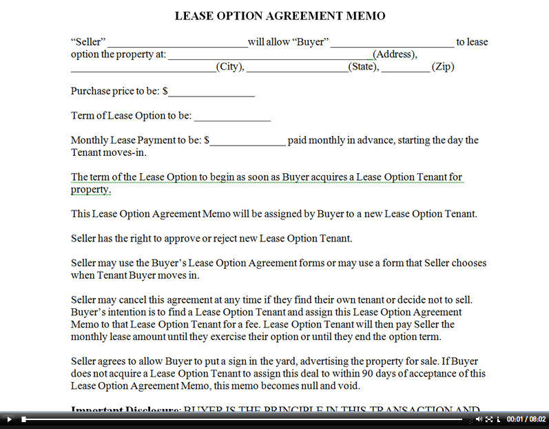 Simple E Page Rental Agreement