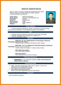 simple resume format pdf simple cv format in ms word ebcaaeddbcaadff