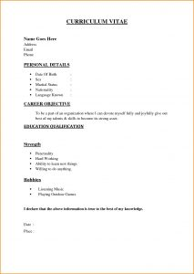 simple resume format resume simple simple resume format templates basic resume pertaining to 87 glamorous simple resume sample