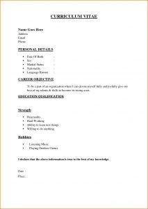 simple resume format resume simple simple resume format templates basic resume pertaining to 87 glamorous simple resume sample