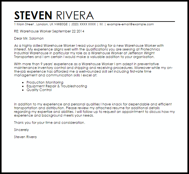 simple termination letter to employee