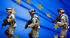social media proposals european union army