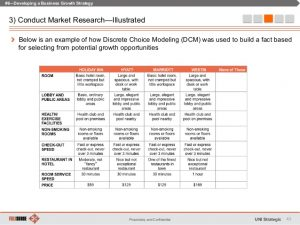 social media reports template strategic business growthday