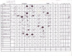 softball score sheet scoresheet
