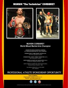 sponsorship package template professional athlete sponsorship proposal package