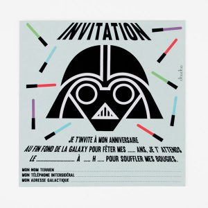 star war invitations cartons invitations anniversaire enfant star wars