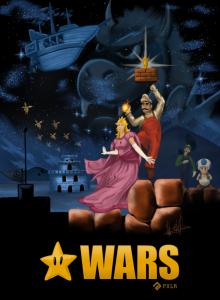 star wars invitations free printable mario star wars