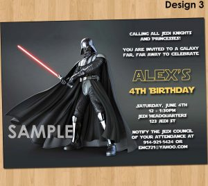 star wars invitations il fullxfull tmxc