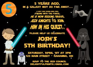 star wars invitations template star wars birthday party invitations template