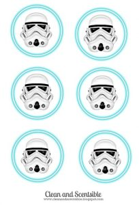 star wars invitations template storm trooper tags