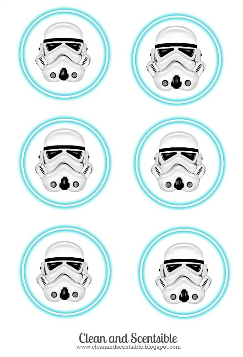 star wars invitations template