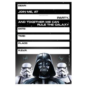 star wars party invitations free printable lego jedi star wars invitation