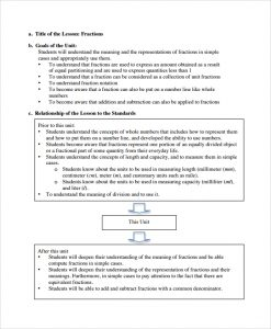 startup business plan template pdf math lesson plan template for elementary