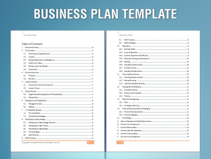 startup business plan template pdf sample business plan