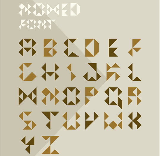 stencil font free