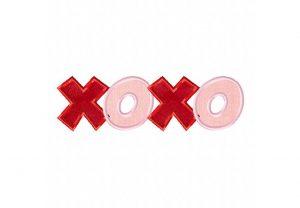 stencil font free xoxo applique x hoop