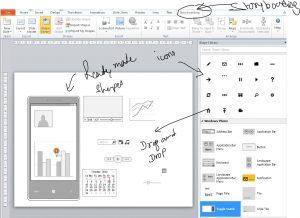 storyboard template powerpoint powerpoint storyboard rajesh r nair