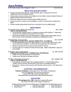student resume example resume cover letter green ehow closing paragraph of in example job resume examples for college students