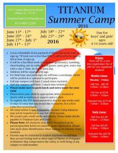 summer camp flyers summer camp flyer x