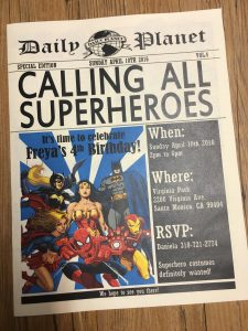 superhero invite template superheroa