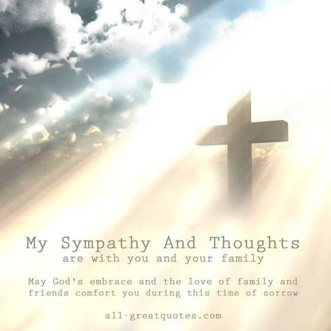 sympathy card images