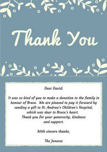 sympathy thank you notes to coworkers dddbfebdd funeral thank you cards words funeral cards