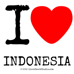 t shirt font indonesia