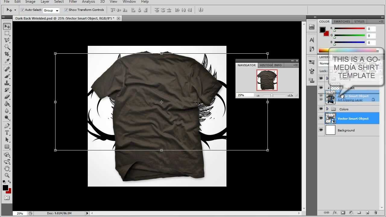 t shirt graphic design software