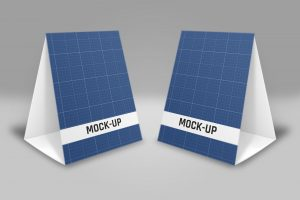table card template table tent mock up by mehranchy dzurbw