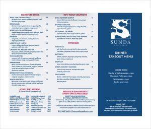 take out menu template sunda takeout dinner menu template download