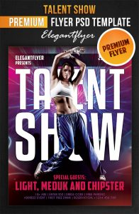 talent show flyer talent show flyer psd template facebook cover by webstroy dafbd